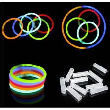 Glow Sticks / Lysstavar 200-pack