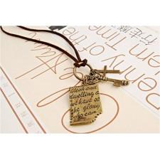 Halsband Scripture