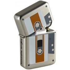Tändare i Zippo-stil - Kassettband