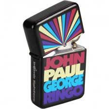 Tändare i Zippo-stil - John Paul George Ringo / The Beatles
