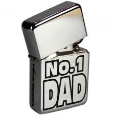 Tändare i Zippo-stil - No.1 Dad