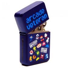 Tändare i Zippo-stil - Pixel Characters / Arcade Classics
