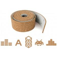 Thabto Design Korktejp / Anslagstavla - ROLL+PIN